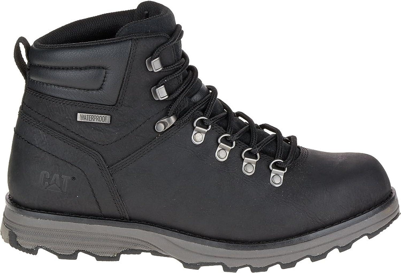 Caterpillar Shire Waterproof Leather Walking Boots