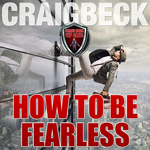How to Be Fearless audiobook cover art