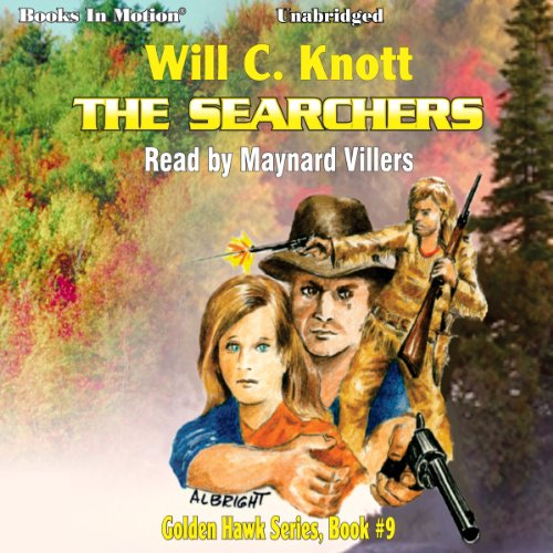 Couverture de The Searchers