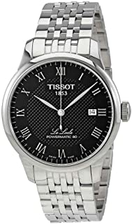 Tissot Mens Le Locle Powermatic 80 - T0064071105300