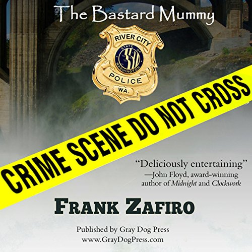 The Bastard Mummy audiobook cover art