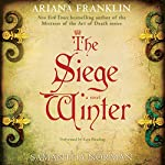 The Siege Winter audiobook cover art