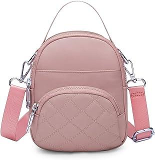 Wind Took borsa a tracolla elegante borsa da donna borsa a tracolla piccola crossbody bag 14x6,5x17,5cm