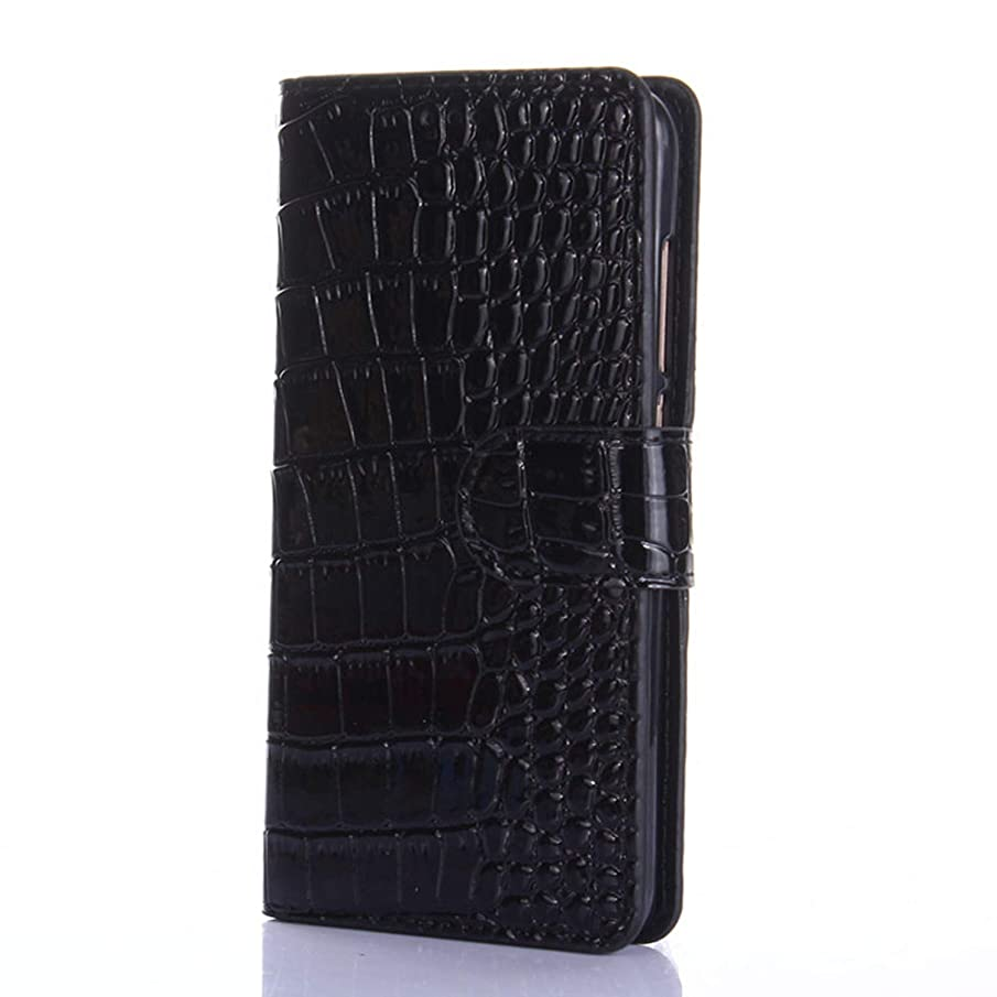 Wallet Case for Samsung Galaxy S9 Leather Silicone Flip Card Slots Cover for Samsung S9 Plus Phone Bags Capa (Black, Samsung S9 Plus)