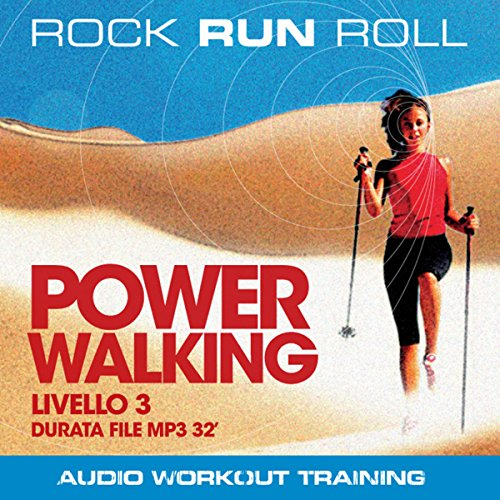 Power Walking Livello 3  Audiolibri