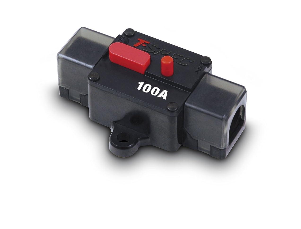 T-Spec V12-CBF100 V12 Series 100 Amp Circuit Breaker