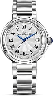 Maurice Lacroix - Fiaba Round FA1007-SS002-110-1 Reloj de Pulsera para mujeres Fabricado en Suiza