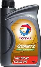 TOTAL 185673-12PK Quartz 9000 Future FGC 5W-30 Engine Oil - 1 Quart (Pack of 12)