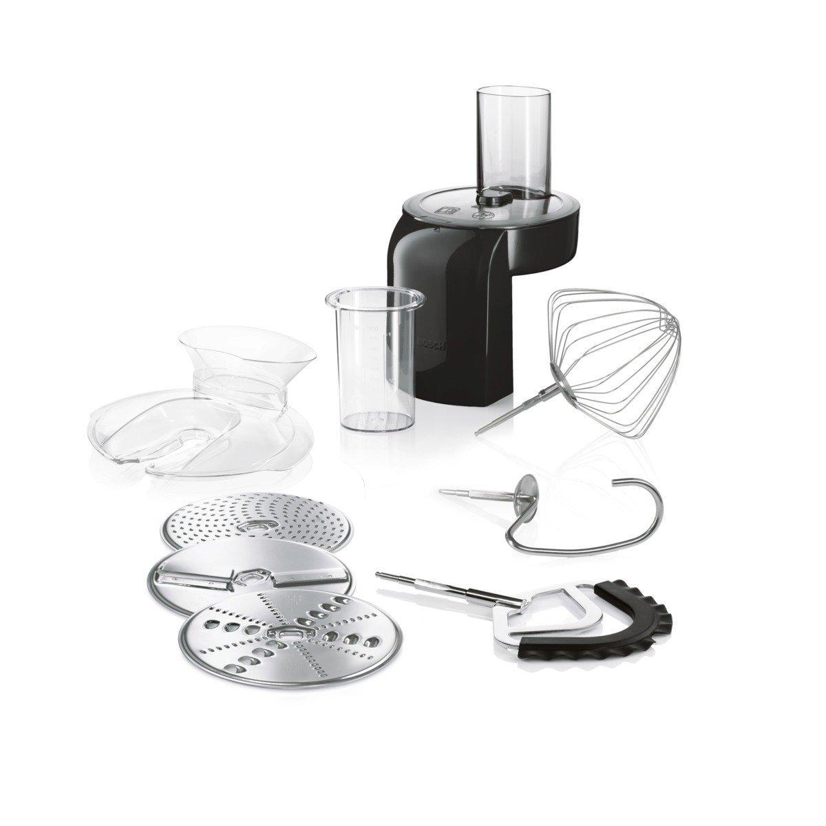 Bosch MUMX30GXDE robot de cocina, 1600 W, 5.4 litros, Acero Inoxidable, Gris: Amazon.es: Hogar