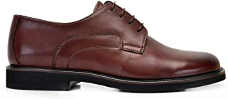 026-LORD EXL-Antik Kahve 202 Nevzat Onay Kahverengi Deri Günlük Erkek Ayakkabı