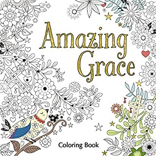 Amazing Grace Coloring Book by Zondervan (2016-03-01)