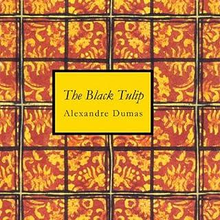 The Black Tulip audiobook cover art
