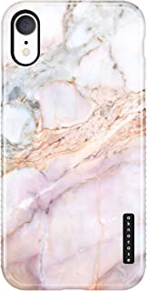 iPhone XR Case Marble, Akna Sili-Tastic Series High Impact Silicon Cover with Full HD+ Graphics for iPhone XR (101663-U.S)