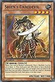 Yu-Gi-Oh! - Shien's Daredevil (SDWA-EN020) - Structure Deck: Samurai Warlords - 1st Edition - Common