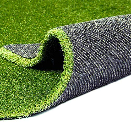 Fas Home Artificial Grass Turf 7FTX13FT(91 Square FT),0.8