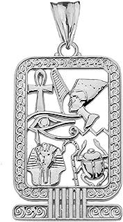 egyptian cartouche charms