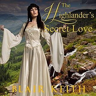 The Highlander's Secret Love cover art