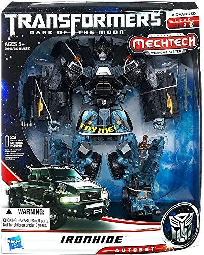 Transformers Dark of the Moon Mechtech Leader Ironhide [UK Import]