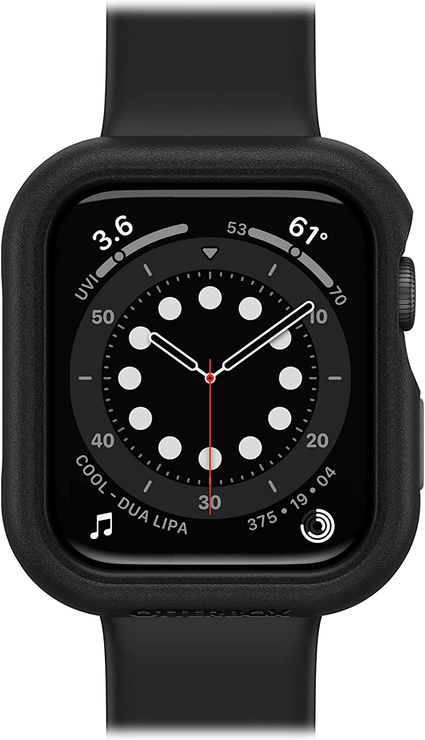 OtterBox All Day Case for Apple Watch Series 4/5/6/SE 44mm - Pavement (Black/Grey)