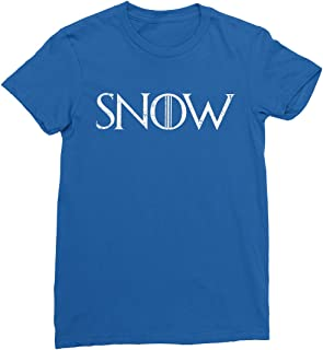 Snow Women's T-Shirt - GoT, Winter is Coming, Jon Snow, Stark Tee