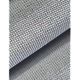 LVFEIER新しいシルバーグレー干渉防止シールド電磁波の放射線遮蔽携帯電話の布導電布150 * 100センチメートル
