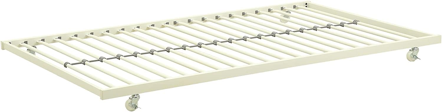 DHP 5585096 Universal Daybed Trundle, White, Twin