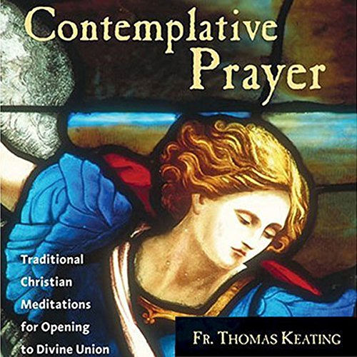 Contemplative Prayer audiobook cover art
