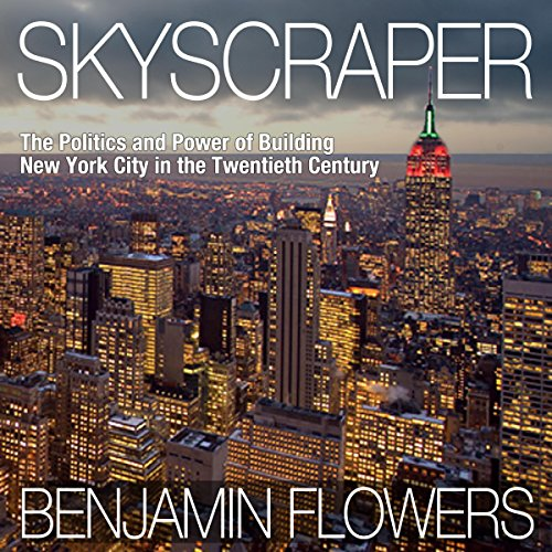 Skyscraper audiobook cover art