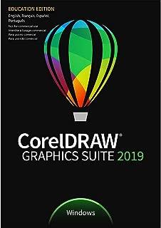 CorelDraw Graphics Suite 2019 Education Edition for Windows