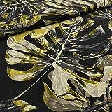 Kt KILOtela Bedruckter Canvas-Stoff, Länge 300 cm, Breite