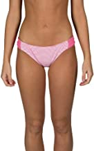 Lauren James Women's Seersucker Bandeau Bottom Swimwear Pink
