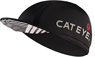 CATEYE Cycling Cap Black for Men Helmet Liner Hat for Cycling