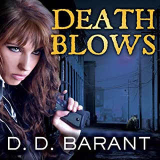 Death Blows audiobook cover art