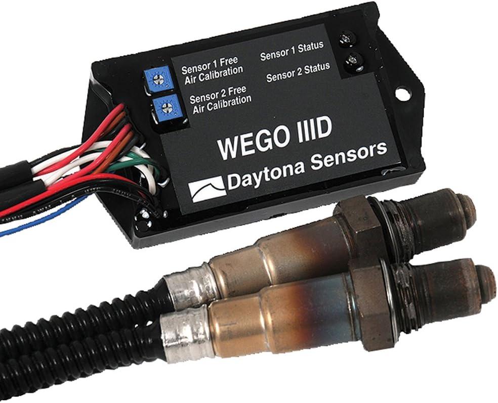 Department Los Angeles Mall store Daytona Sensors 111004 Wego display Kit 3D without