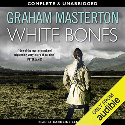 Couverture de White Bones