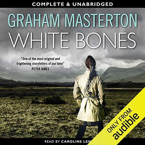 White Bones audiobook cover art
