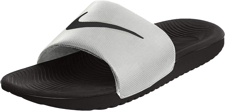 Nike WMNS Kawa Slide, Chaussures de Plage & Piscine Femme : Amazon ...