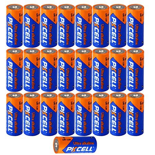 E90 LR1 N Size MN9100 910A 1.5 Volt Alkaline Batteries 25Pcs
