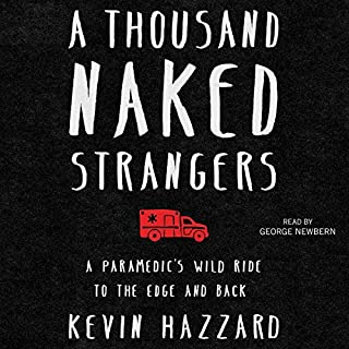 A Thousand Naked Strangers audiobook cover art