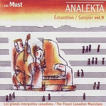 Les Must Sampler Vol. 9