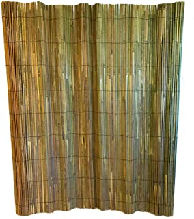 MGP Bamboo Slat Fence 5'H x 15'L
