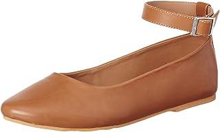 Amazon Brand - Symbol Women's Ballet Flats