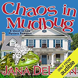Chaos in Mudbug                   Written by:                                                                                                                                 Jana DeLeon                               Narrated by:                                                                                                                                 Johanna Parker                      Length: 6 hrs and 51 mins     1 rating     Overall 5.0