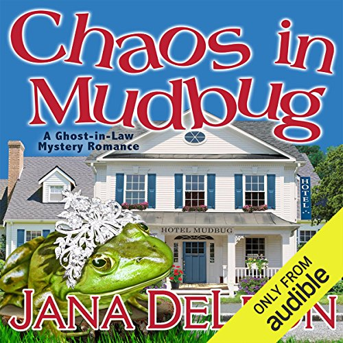 Chaos in Mudbug audiobook cover art