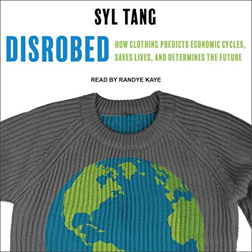 Disrobed audiobook cover art