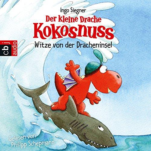 Der kleine Drache Kokosnuss audiobook cover art