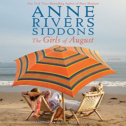 The Girls of August audiobook cover art