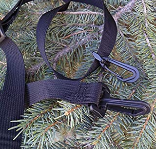 """1"""" wide replacement shoulder strap for bags and luggage"""