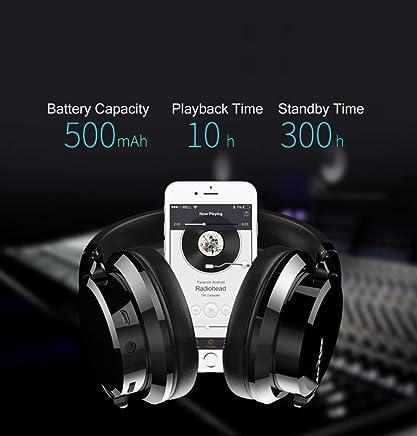 YWSZY-ARTStereo Bass Wireless Bluetooth 4.0 Cuffie HiFi Auricolare Gesto Touch Control Noise Cancelling Headphone - Trova i prezzi più bassi