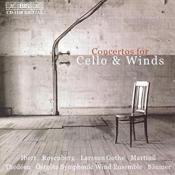 Larsson Gothe / Ibert: Cello Concertos